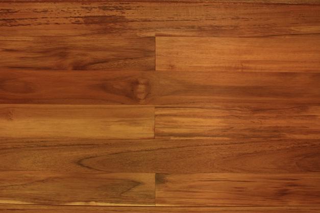 Piso de tablones de madera de teca en 2 1/2 pulgadas, Mountain Paradise, Escazu, Costa Rica