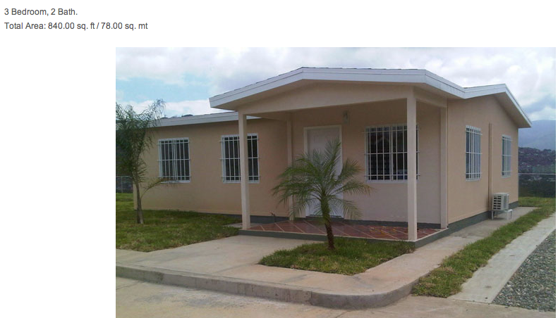3 bdrm, 2 bath, 78 m2 MgO SIP home is a perfect example of a very affordable home