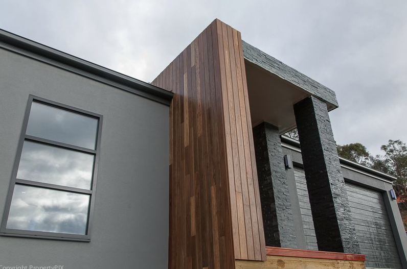 High Energy Efficient Home in Australia using MgO skins from MgO Board Corp.