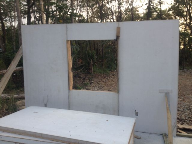 First 3 panels are up