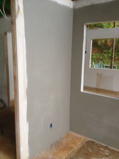 Base coat stucco