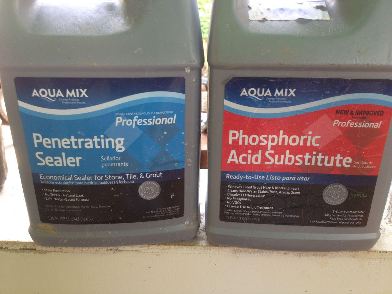 Aqua Mix