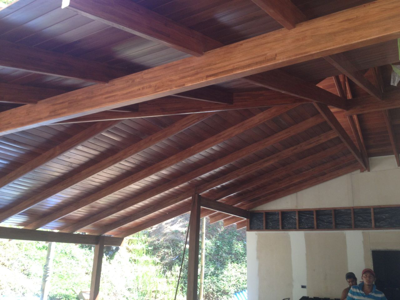 Carport tablia complete