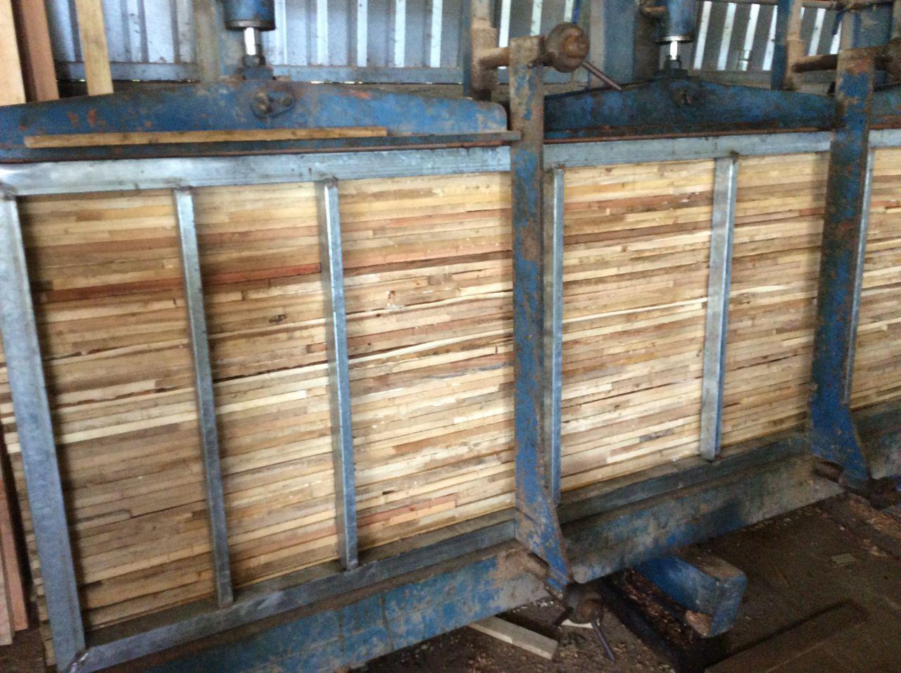 8 ton press