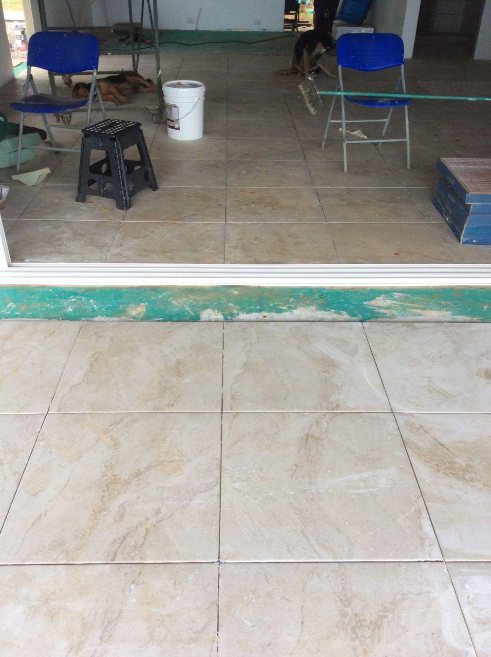 Tile line