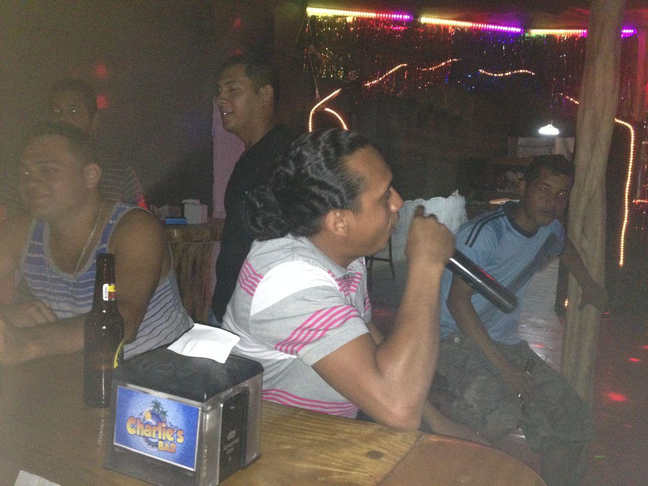 Josue karaoke