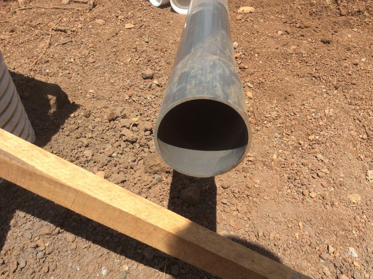 SDR17 pipe