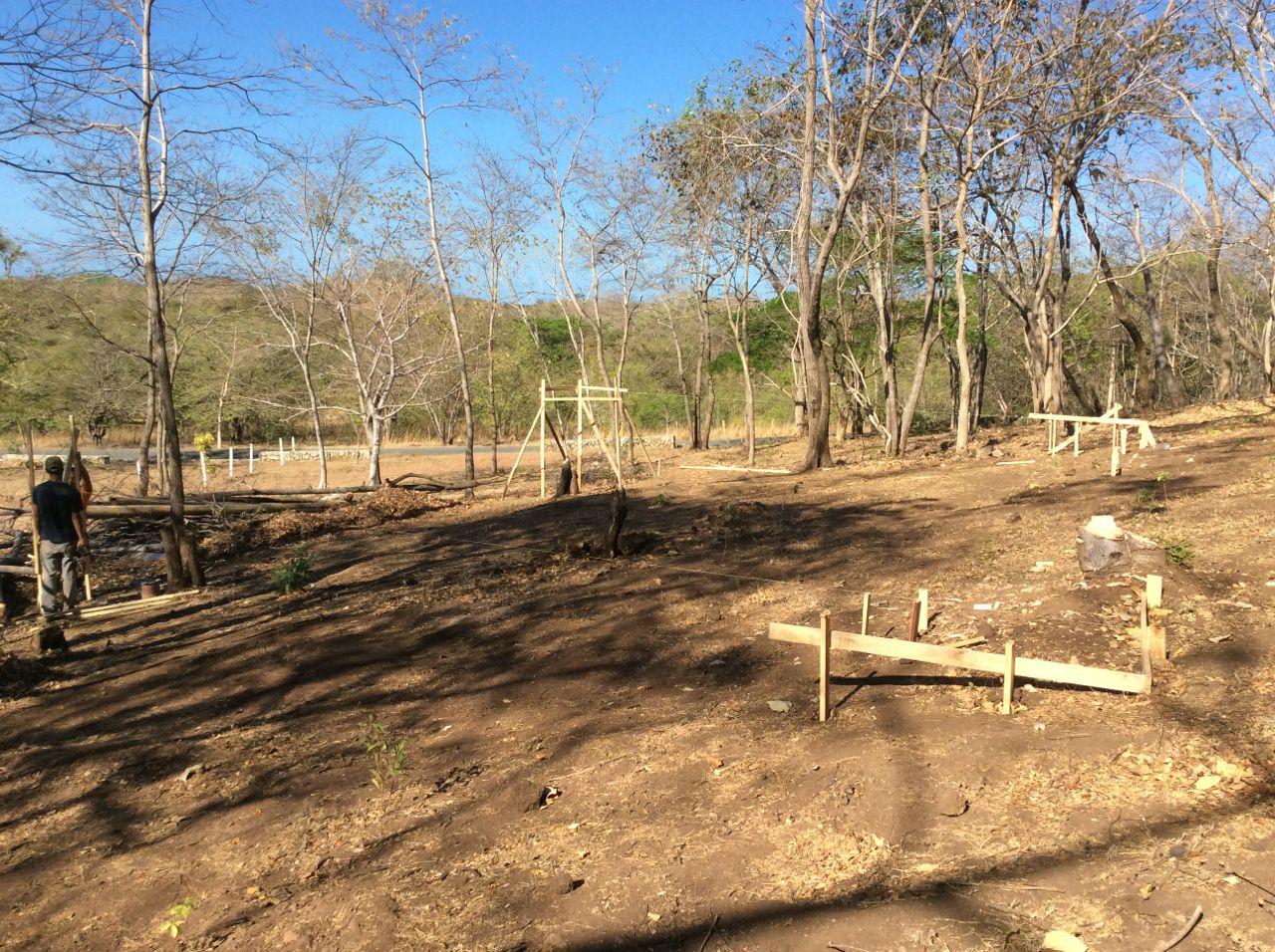 Site Work starts