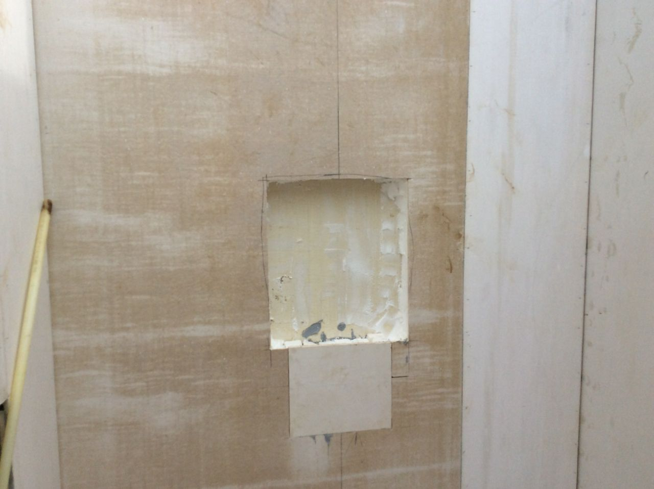 Shower insert 2