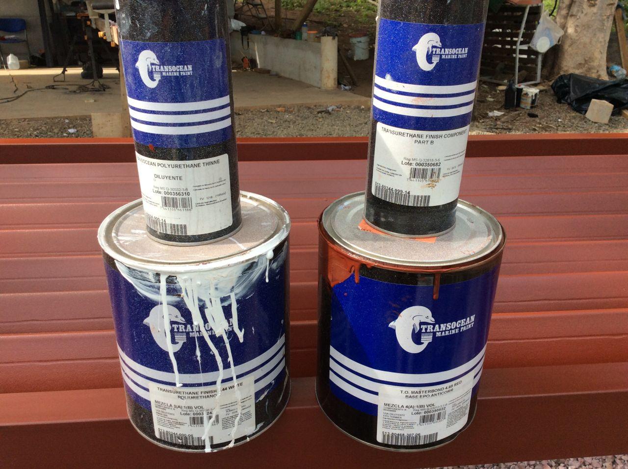 Marine paint
