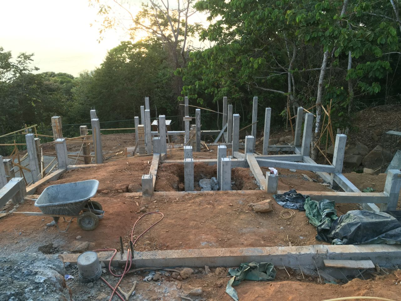 Main home columns complete